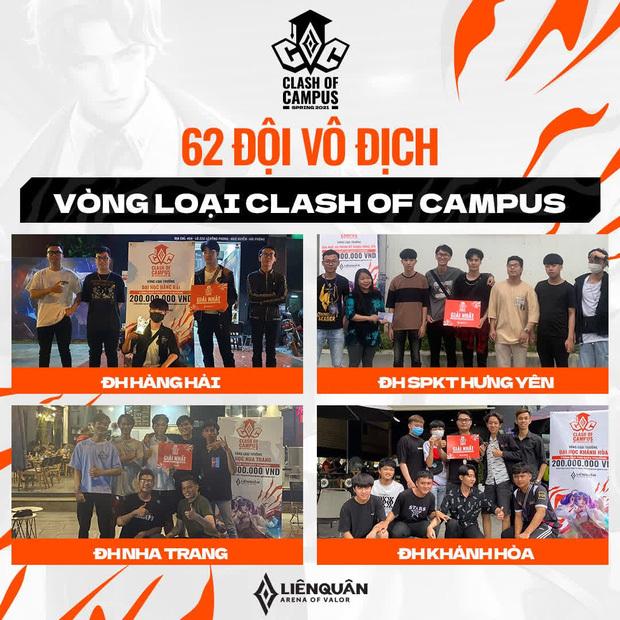 Cộng đồng Liên Quân Việt nức nở với giải Esports dành cho sinh viên, cool ngầu chẳng kém cạnh Đấu Trường Danh Vọng