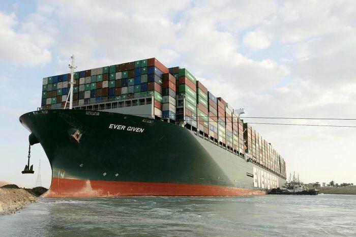 Tòa Ai Cập bác đơn đòi bồi thường của chủ tàu Ever Given