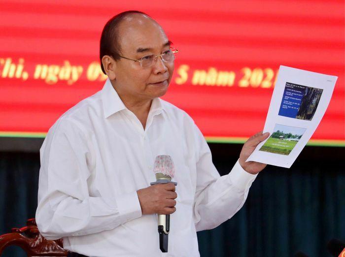Chủ tịch nước: TP.HCM cần đẩy nhanh cao tốc Mộc Bài