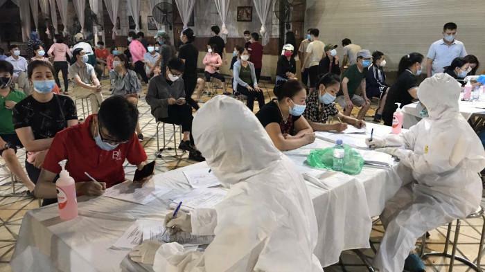 Bắc Ninh: Ghi nhận thêm 4 ca nhiễm Covid-19 tại huyện Tiên Du
