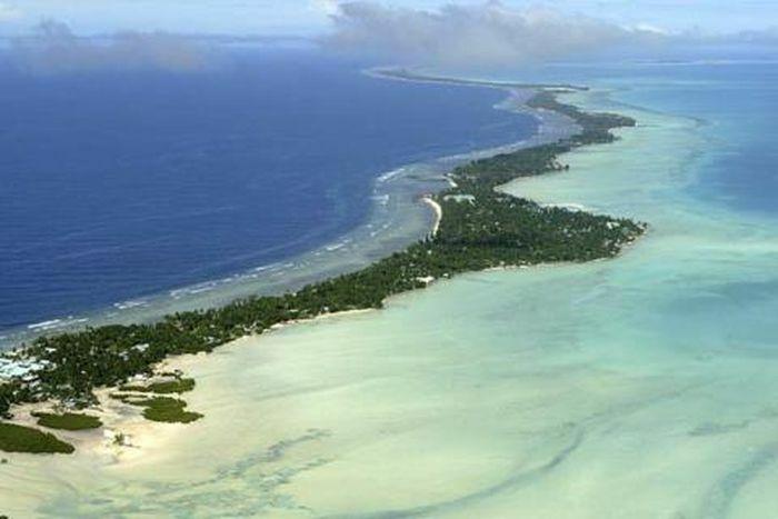 Trung Quốc nâng cấp đường băng trên đảo Kanton