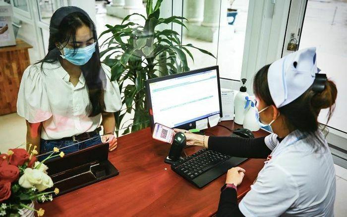 Kiến nghị dùng hình ảnh thẻ BHYT trên ứng dụng VssID trong khám, chữa bệnh từ ngày 1-6 - ảnh 1