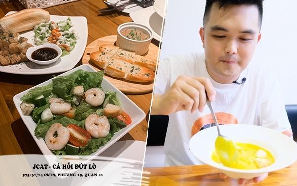 Khám phá ẩm thực Âu, Á tại các nhà hàng TP.HCM