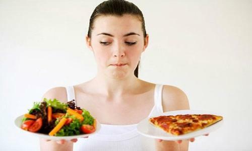 Chế độ ăn để giảm cân