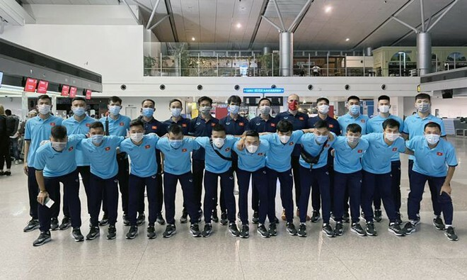 """Ngày 23-5, tuyển Futsal Việt Nam đấu Lebanon trên """"sân nhà"""" UAE"""