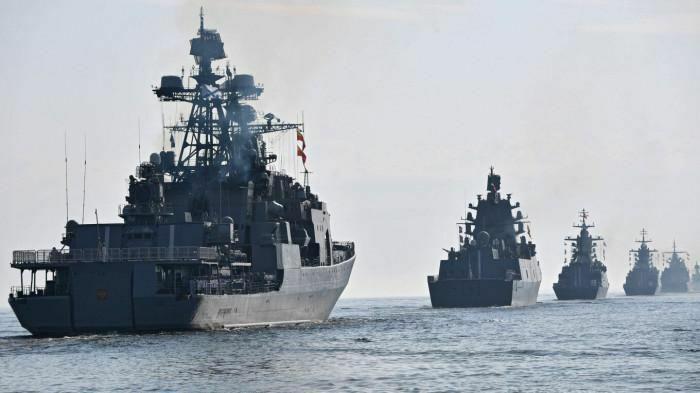 Tướng Nga: Hạm đội Biển Đen hoạt động lấn át tàu chiến NATO trong khu vực