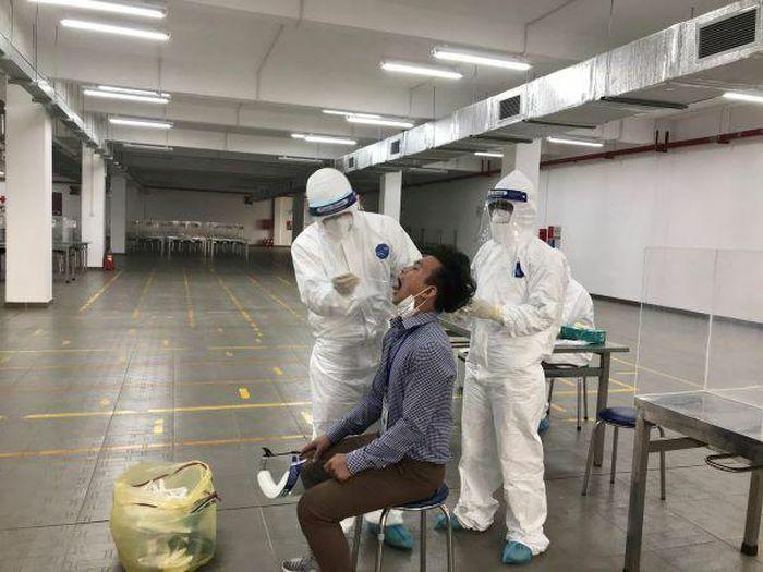 Hỗ trợ người lao động Bắc Giang, Bắc Ninh gặp khó khăn do Covid-19