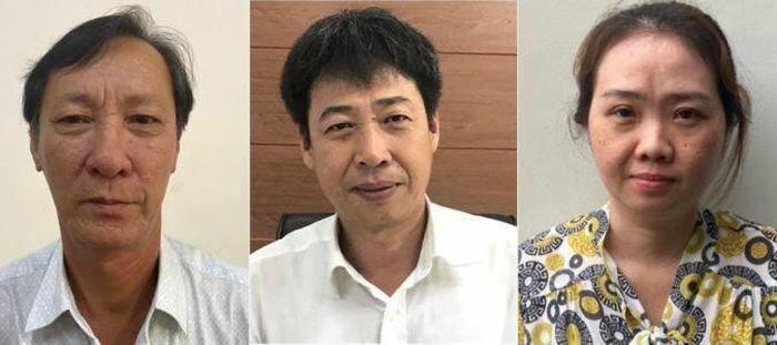 Nguyên Phó Tổng Giám đốc Sargi cùng hai đồng phạm bị khởi tố