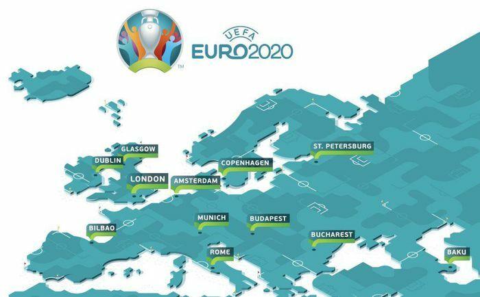 Người dân Việt Nam vẫn được xem miễn phí EURO 2020