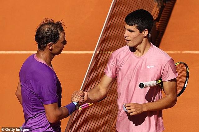Sau Barcelona Open, Nadal tiếp tục thăng hoa ở Madrid Masters