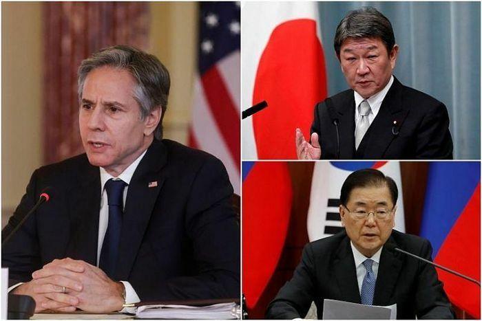Nhật-Hàn căng thẳng, Mỹ ra tay làm hòa đồng minh