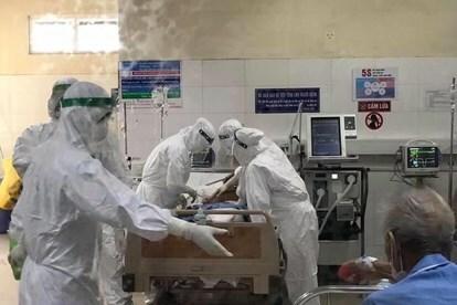 Bệnh nhân 89 tuổi mắc COVID-19 tử vong do các bệnh lý nền