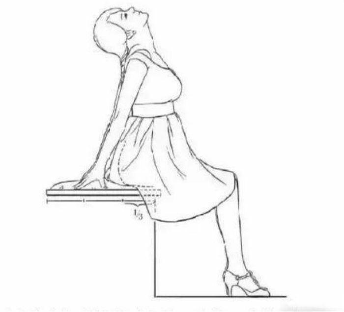 Chỉ một động tác này hàng ngày, bạn sẽ loại bỏ được đau lưng và thoái hóa đốt sống cổ