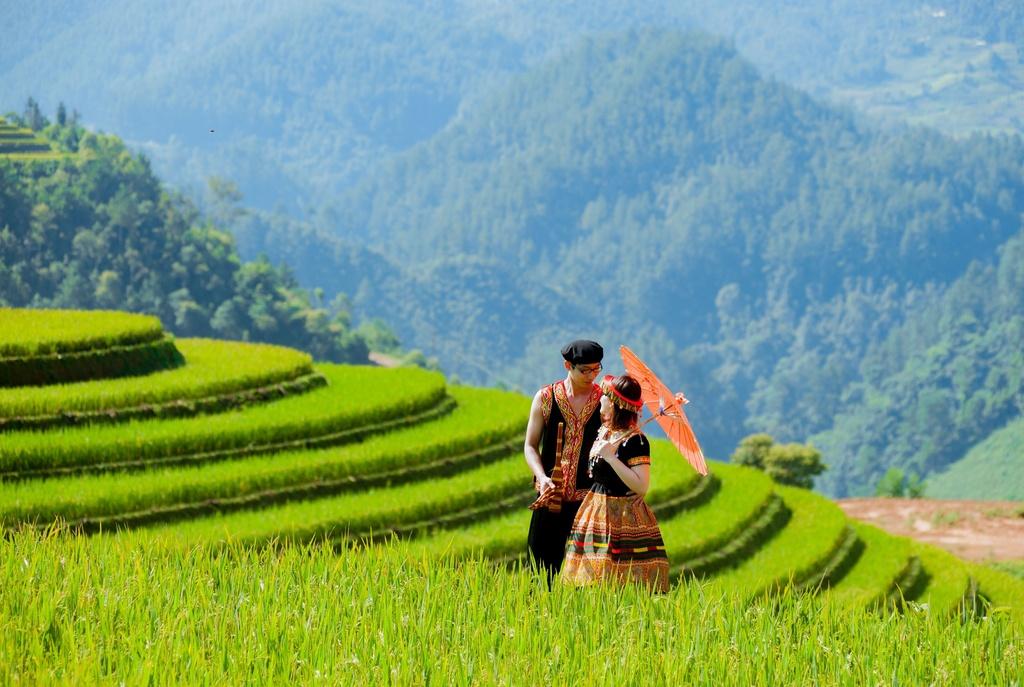 Ruộng bậc thang duy nhất là Di tích quốc gia đặc biệt của Việt Nam