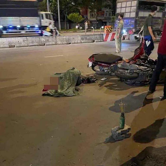 Nghi vấn kẻ cướp giật gây tai nạn làm 1 người chết, 3 người bị thương