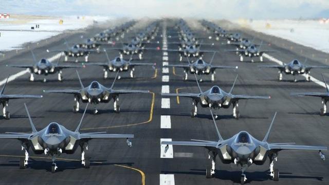 Công ty hàng không Mỹ làm lộ bí mật tiêm kích F-35, F-22 cho Trung Quốc
