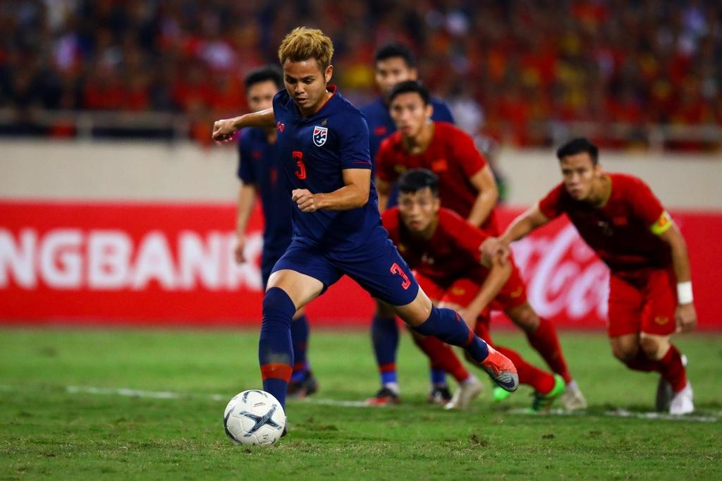 Sao tuyển Thái Lan xin không đá vòng loại World Cup 2022