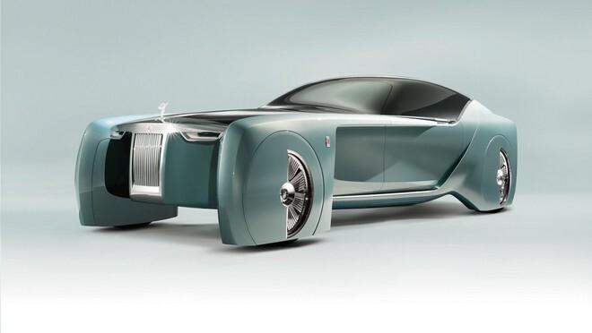 Rolls-Royce công bố kế hoạch ra mắt xe thuần điện Silent Shadow