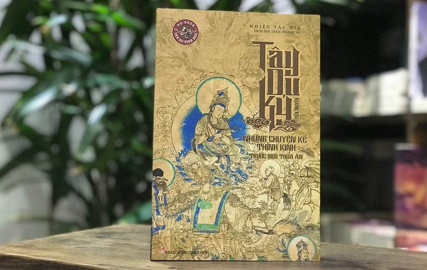 Những chuyện kể thỉnh kinh trước Ngô Thừa Ân
