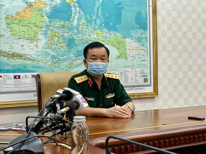 Xây dựng lực lượng Gìn giữ hòa bình LHQ của Việt Nam không ngừng lớn mạnh