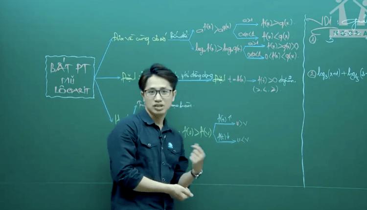 Ôn thi tốt nghiệp THPT: Phương pháp giải bất phương trình mũ và bất phương trình lôgarit