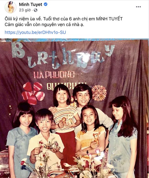 Ảnh hiếm của gia đình nghệ sĩ nữ thành công nhất Vbiz: 3 chị em sau mấy chục năm trở thành siêu sao, tài sản hàng trăm tỷ đồng