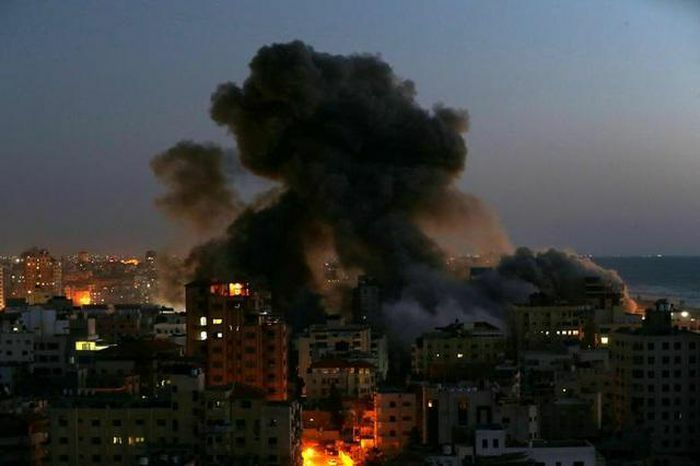 Dải Gaza chìm trong biển lửa, nguy cơ chiến tranh Hamas-Israel