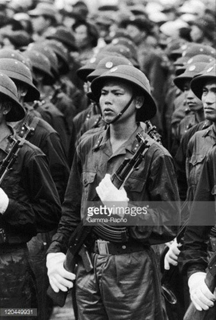 Cuộc duyệt binh lịch sử chuẩn bị trong 2 tuần của Việt Nam
