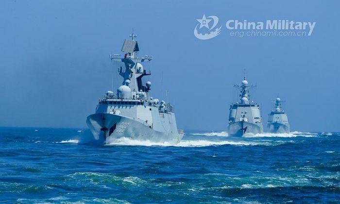 Tàu dân sự Na Uy bị nghi là hoạt động do thám Trung Quốc cho Mỹ