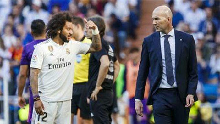 """Zidane đau đầu với hàng thủ """"rách nát"""" của Real"""