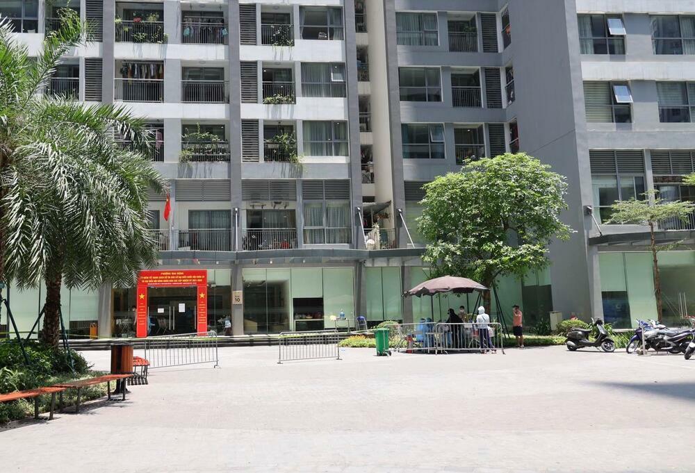 Hà Nội: Phong toả khẩn cấp tòa Park 10 KĐT Time City khi phát hiện ca nhiễm Covid-19 là người Ấn Độ