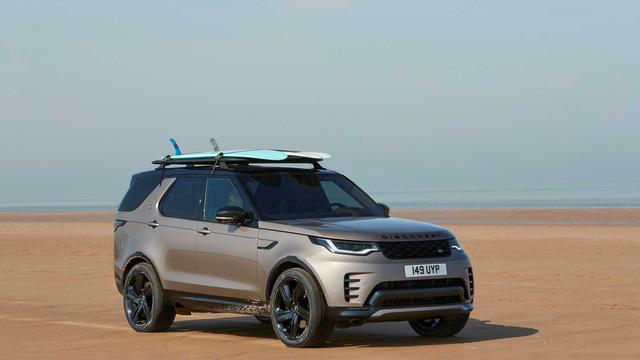 """Land Rover Discovery mới sẽ có khung gầm """"xịn"""" hơn sau khi bị chính đàn em Defender """"cướp khách"""""""