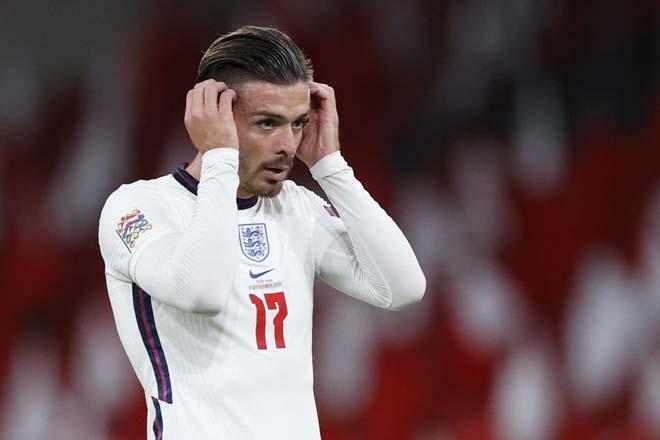Tin mới nhất bóng đá sáng 16/5: Vị trí của Grealish ở ĐT Anh dự EURO bị đe dọa