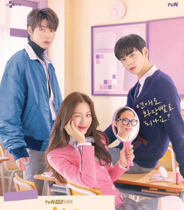 7 phim học đường Hàn Quốc siêu cưng về thời ngốc xít: Từ chuyện fangirl đến vị tình đầu đều có đủ