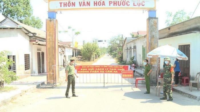 Thừa Thiên Huế: Lấy mẫu 76 F1 của ca bệnh mới, dừng cấp căn cước công dân
