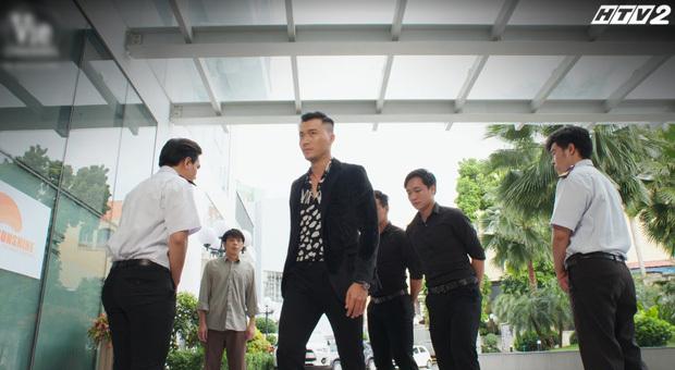 Trai đẹp sáu múi Song Luân bị đánh nhừ tử ở Cây Táo Nở Hoa tập 21