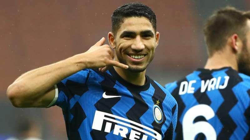 Hakimi khiến Inter buồn lòng sau chức vô địch Scudetto