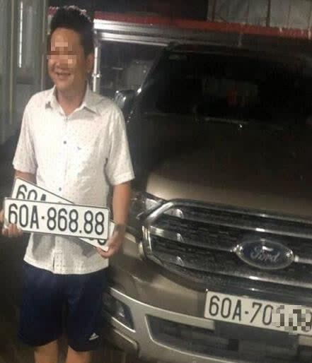 """Chủ xe ô tô lộ lý do gây sốc khi gắn biển số giả """"siêu đẹp"""" cho xe ở Đồng Nai"""