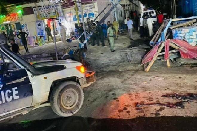 Đánh bom tại đồn cảnh sát ở Somalia, cảnh sát trưởng thiệt mạng