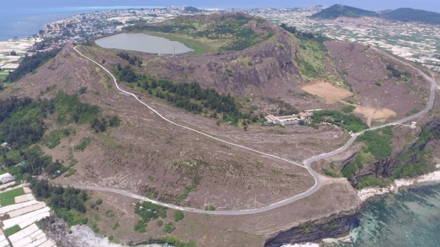 Quảng Ngãi đề xuất xây sân bay quốc tế ở đảo Lý Sơn