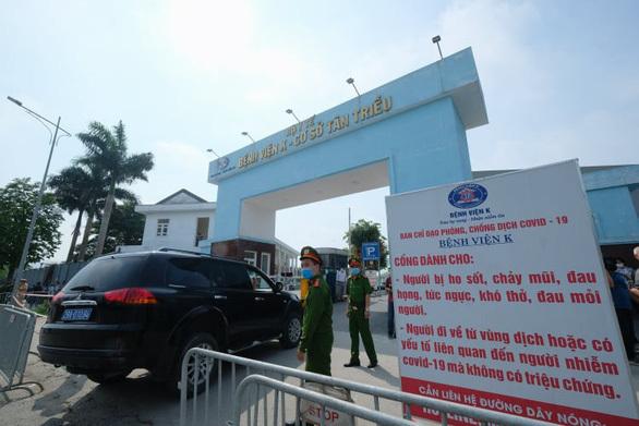 Thêm 40 ca lây trong cộng đồng, Hà Nội có đến 24 ca