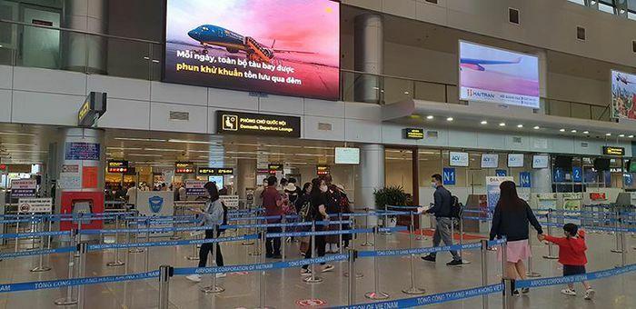 Đà Nẵng xin phép không tiếp nhận chuyến bay đưa công dân Việt Nam nhập cảnh