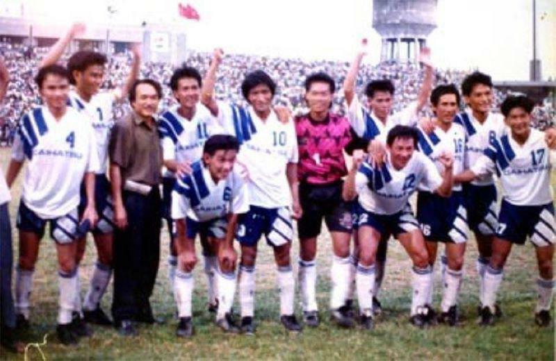 HLV Phan Thanh Hùng: Nửa đời bôn ba và mối duyên với bầu Hiển