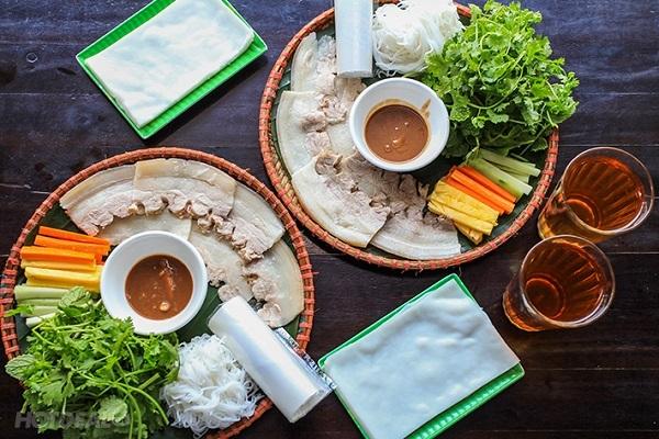 Nắng nóng ăn gì cũng chán, mẹ vào bếp trổ tài làm 3 món cuốn thanh mát, người lớn lẫn trẻ nhỏ đều thích