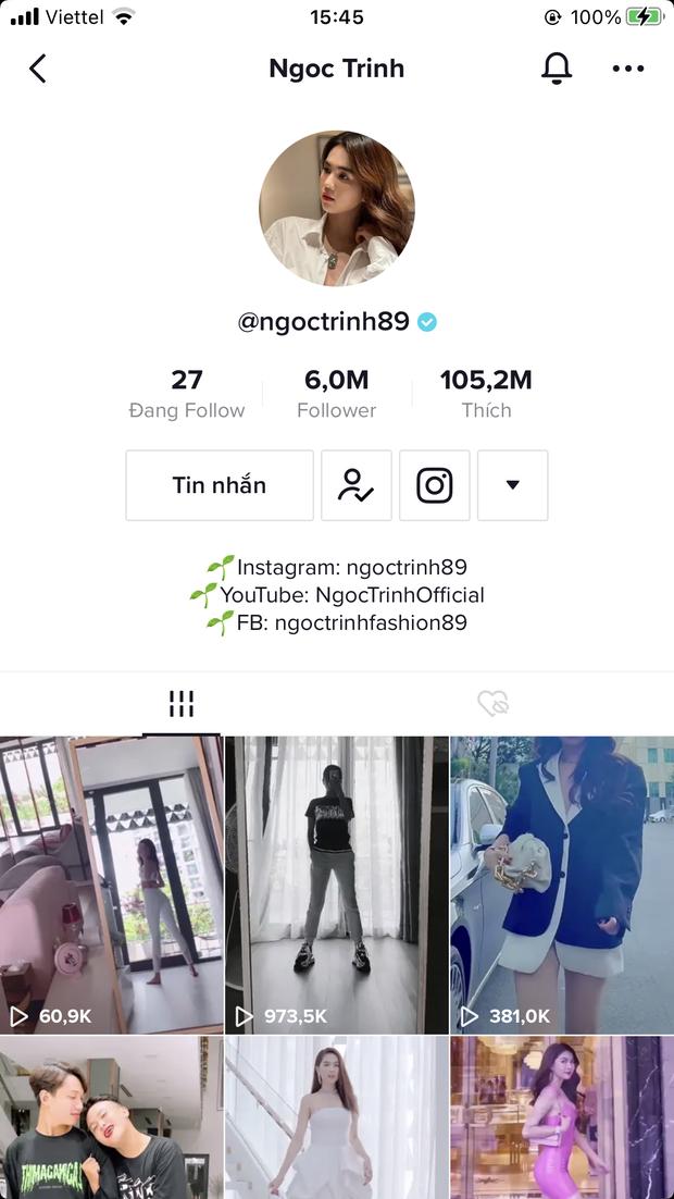 Vũ Khắc Tiệp chúc mừng Ngọc Trinh hot nhất showbiz Việt với 2,8 triệu người theo dõi trên Facebook, sao vừa nghe đã thấy sai sai?