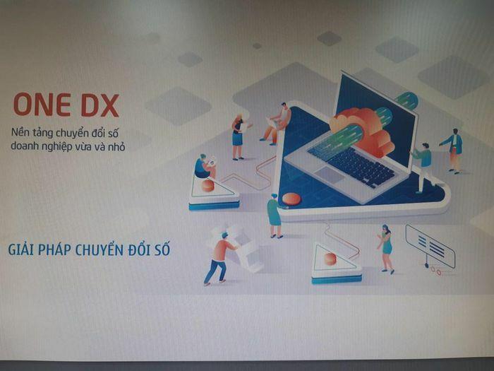ONE DX thúc đẩy chuyển đổi số các doanh nghiệp vừa và nhỏ