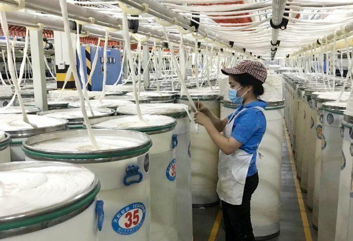 Doanh nghiệp FDI xuất khẩu 2,7 tỷ USD sản phẩm xơ sợi