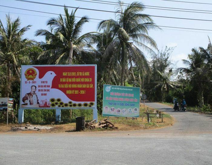 Huyện đảo Phú Quý đã thành lập xong 21 khu vực bỏ phiếu