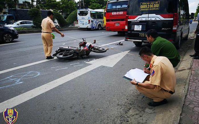 Người chết vì tai nạn giao thông giảm mạnh trong 1-5