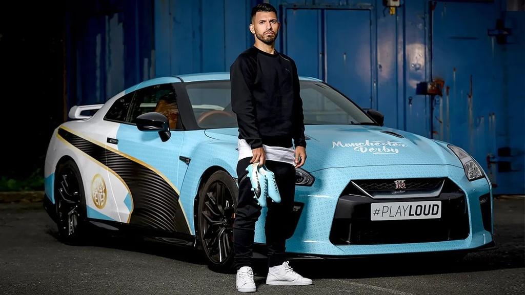 Dàn sao Manchester City đi xe gì?